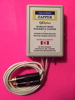 THE ULTIMATE ZAPPER -- The World's #1 Ranked Parasite Zapper